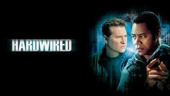 Netflix box art for Hardwired