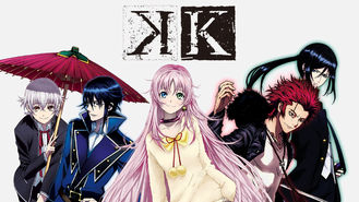 Netflix Box Art for K - Season 1