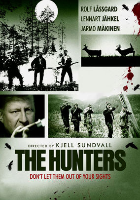 Netflix box art for The Hunters