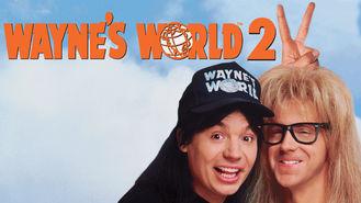 Netflix box art for Wayne's World 2