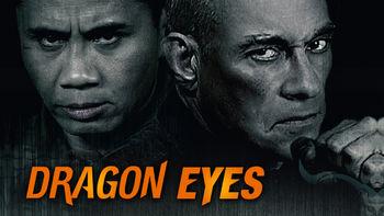 Netflix box art for Dragon Eyes