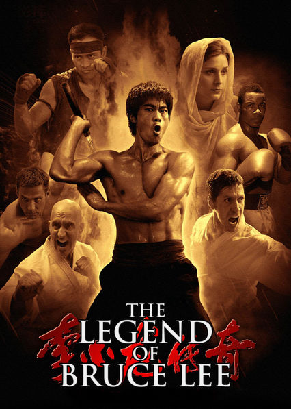 The Legend of Bruce Lee Netflix AU (Australia)