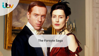 Netflix box art for The Forsyte Saga - Series 2