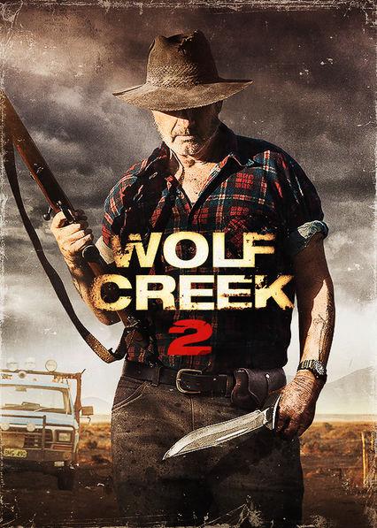 Wolf Creek 2 Netflix PR (Puerto Rico)