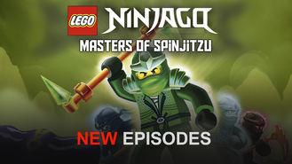 Netflix Box Art for LEGO Ninjago: Masters of Spinjitzu - Season 3