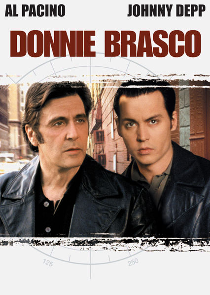 Donnie Brasco Netflix MX (Mexico)