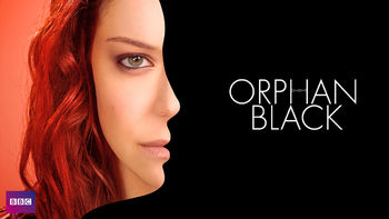 Netflix box art for Orphan Black - Season 2