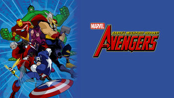 Netflix box art for The Avengers: Earth's Mightiest Heroes - Season 1