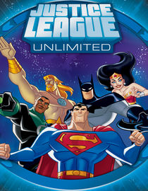 Justice League Unlimited: Season 2: Alive!