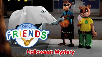Netflix box art for City of Friends: Halloween Mystery