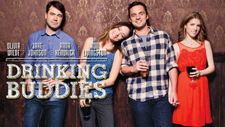 Netflix box art for Drinking Buddies
