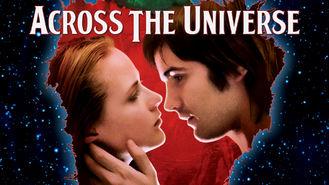 Is Across the Universe on Netflix?