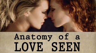 Netflix box art for Anatomy of a Love Seen