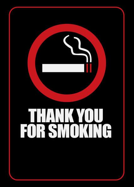 Thank You for Smoking Netflix ES (España)