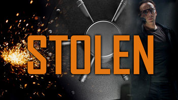 Netflix box art for Stolen