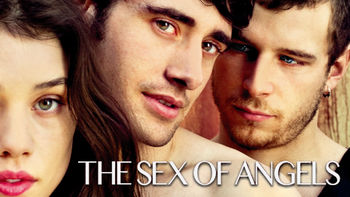 Netflix box art for Angels of Sex