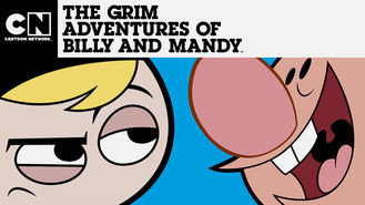 Is The Grim Adventures Of Billy Amp Mandy On Netflix Usa