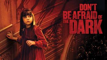 Netflix box art for Don't Be Afraid of the Dark
