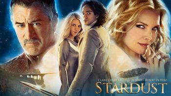 Netflix box art for Stardust