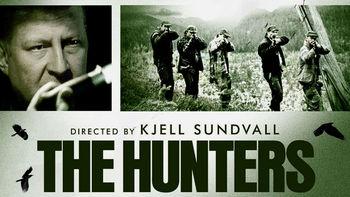 Netflix box art for The Hunters