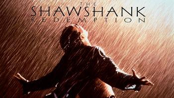 Netflix box art for The Shawshank Redemption