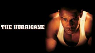 Netflix box art for The Hurricane