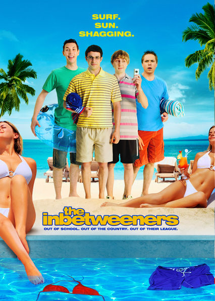 The Inbetweeners Movie Netflix UY (Uruguay)