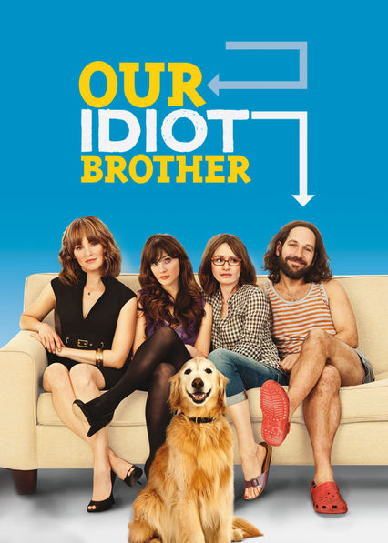 Our Idiot Brother Netflix DO (Dominican Republic)