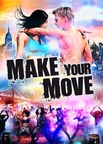 Make Your Move Netflix DO (Dominican Republic)