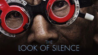 Netflix box art for The Look of Silence
