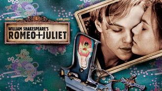 Netflix box art for Romeo   Juliet