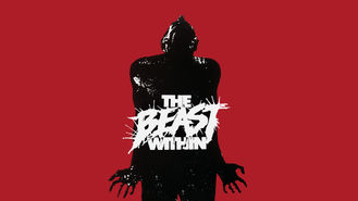 Netflix box art for The Beast Within