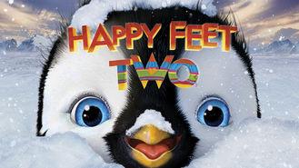 Netflix box art for Happy Feet Two