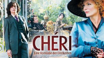 Netflix box art for Chéri