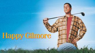 Netflix box art for Happy Gilmore