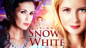 Netflix box art for Grimm's Snow White