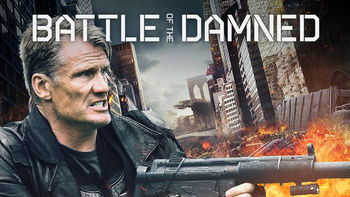 Netflix box art for Battle of the Damned