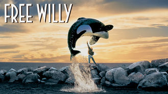 Netflix box art for Free Willy