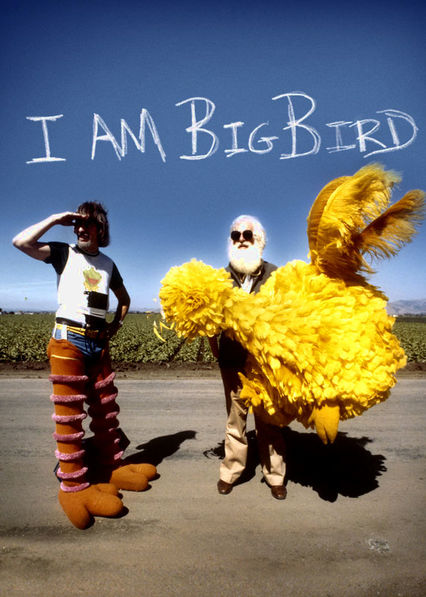 I Am Big Bird: The Caroll Spinney Story Netflix UK (United Kingdom)