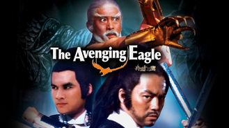Netflix Box Art for Avenging Eagle, The