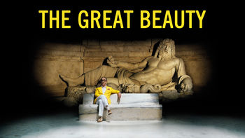Netflix box art for The Great Beauty