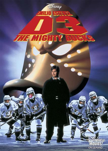 D3: The Mighty Ducks Netflix BR (Brazil)
