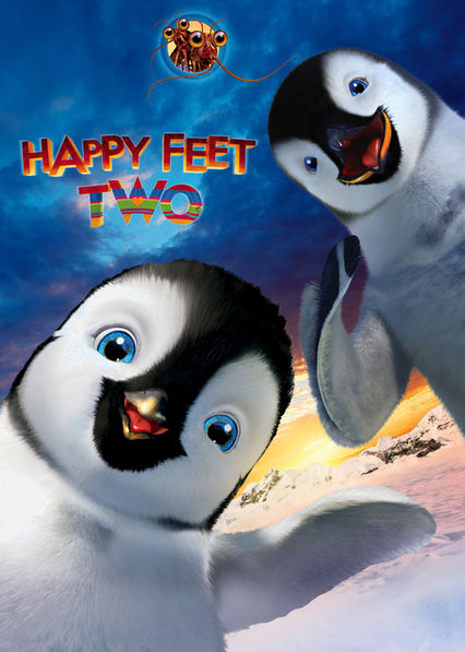 Happy Feet Two Netflix EC (Ecuador)