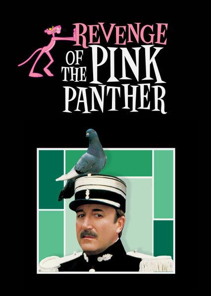Revenge of the Pink Panther Netflix UK (United Kingdom)