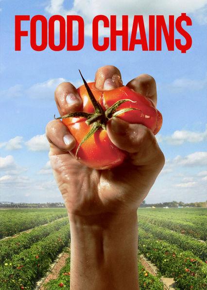 Food Chains Netflix BR (Brazil)