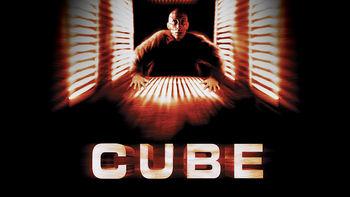 Netflix box art for Cube