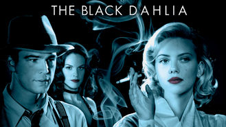 Netflix box art for The Black Dahlia