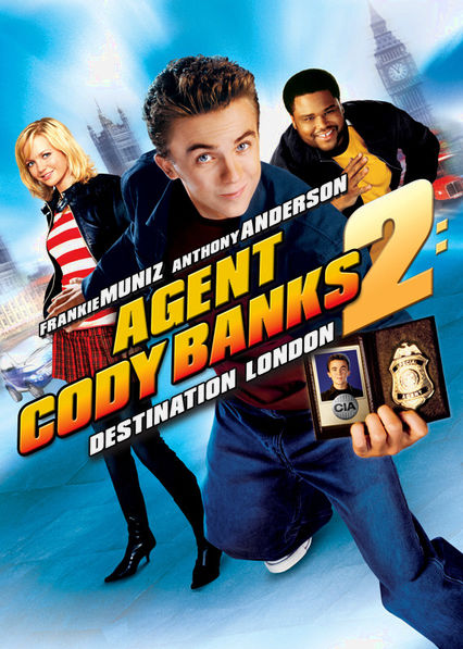 Agent Cody Banks 2: Destination London Netflix PA (Panama)
