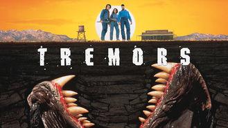 Netflix box art for Tremors