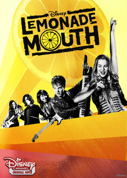 Lemonade Mouth Netflix AU (Australia)